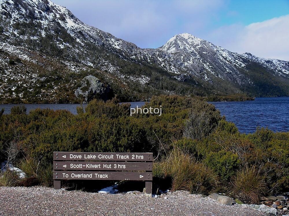 photoj Tas Cradle Mt by photoj