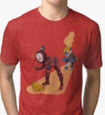 Sneak. Tri-blend T-Shirt
