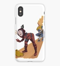 Sneak. iPhone Case/Skin