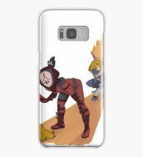 Sneak. Samsung Galaxy Case/Skin
