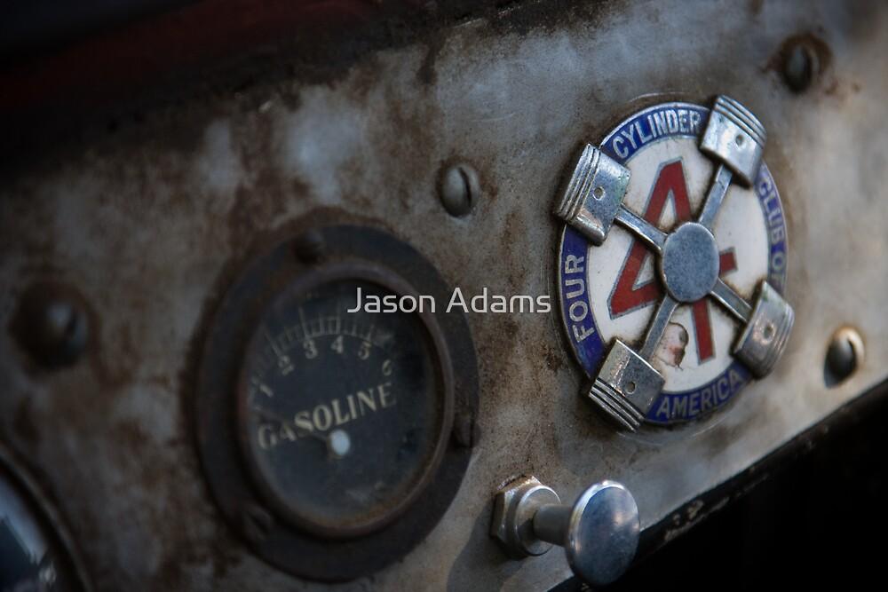 Four by Jason Adams