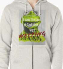Existential Kermit- the Face of God T-Shirt