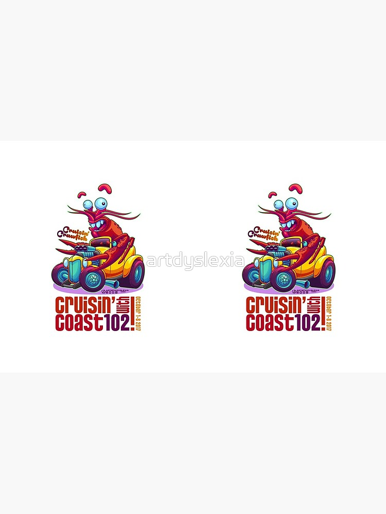 Cruisin' with Coast 102 - 2017 by artdyslexia