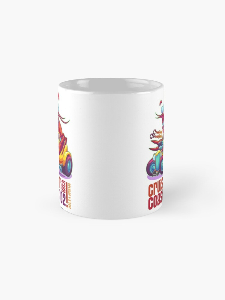 Alternate view of Cruisin' with Coast 102 - 2017 Mug