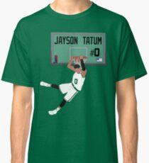 Jayson Tatum Dunk Classic T-Shirt