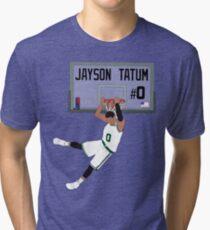Jayson Tatum Dunk Tri-blend T-Shirt