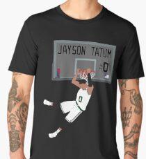 Jayson Tatum Dunk Men's Premium T-Shirt