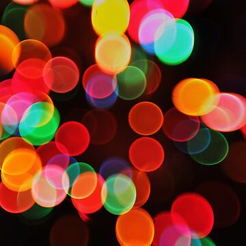 Colorful Bokeh by TrickiWoo