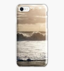 The wave II iPhone Case/Skin