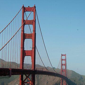 Golden Gate Bridge by TrickiWoo