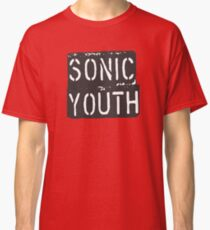 Sonic Youth -The Best Classic T-Shirt