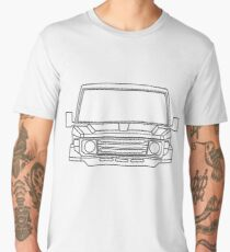 Toyota Land Cruiser 70 Series Men's Premium T-Shirt