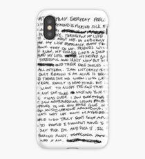 XXXTENTACION Garette's Revenge iPhone Case/Skin