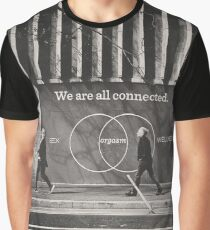 We all connected Graphic T-Shirt