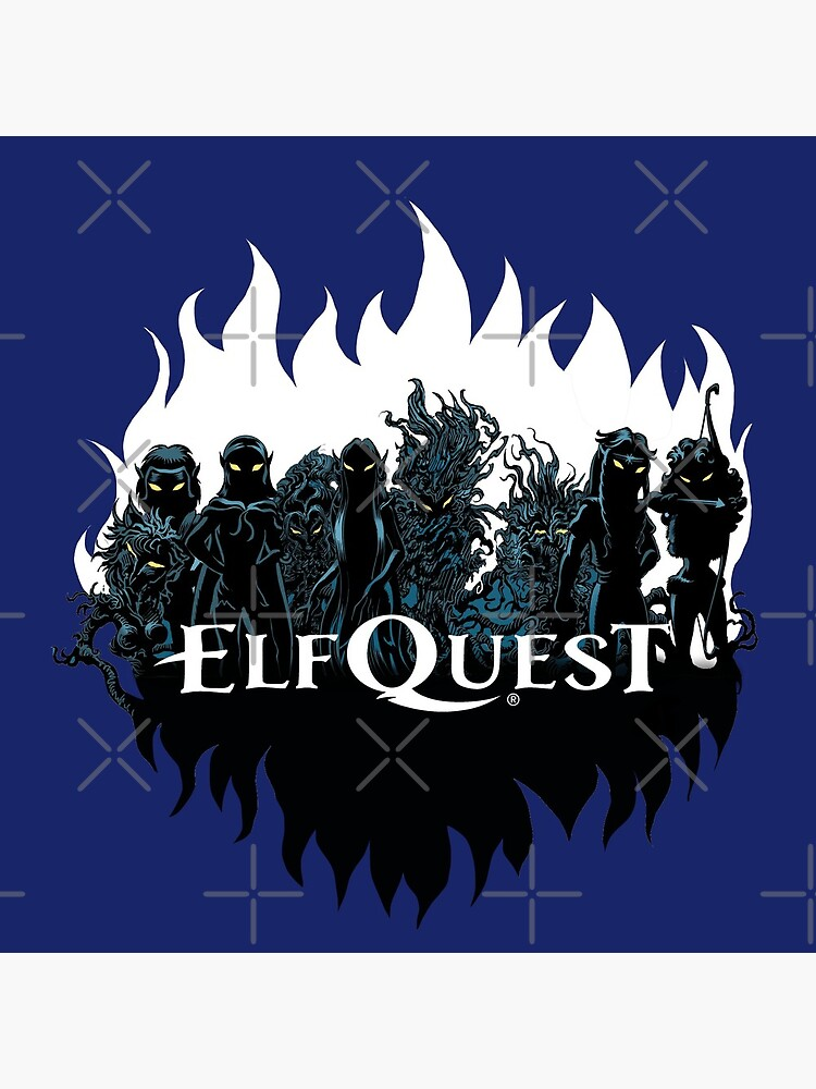 Elfquest: Trouble in the woods by elfquest
