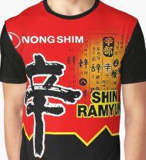 Shin Cup Graphic T-Shirt
