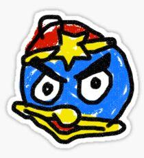 King Dedede Doodle Sticker