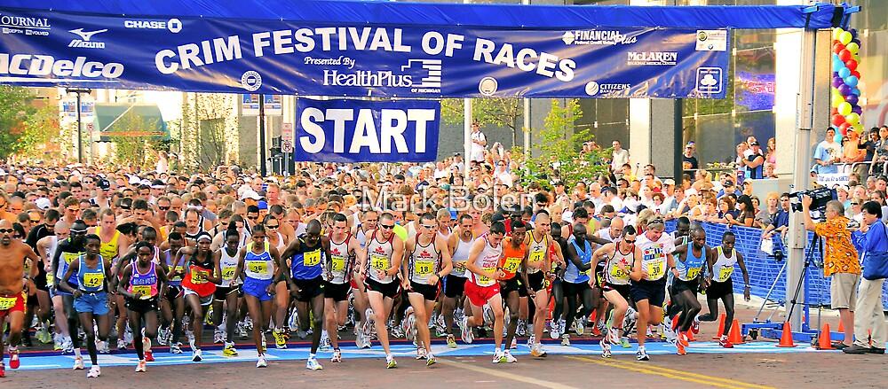 Crim Festival of Races Start by Mark Bolen