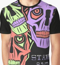 Skull_Point_01d Graphic T-Shirt