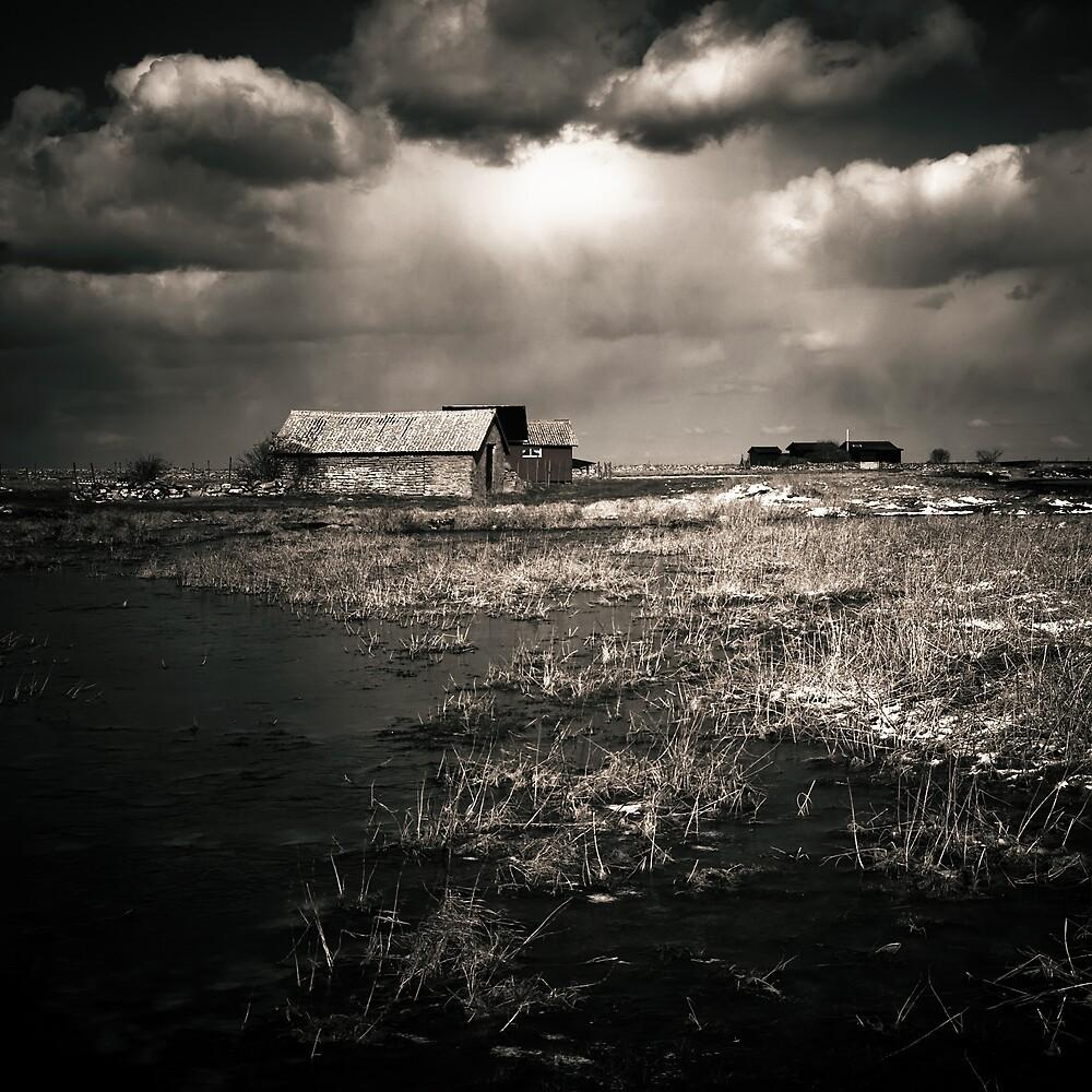 Boathouse by Mikael Raymond