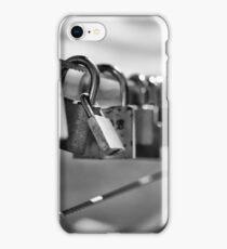 locks at lake iPhone Case/Skin