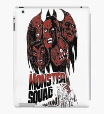Googly Eyed Monster iPad Case/Skin