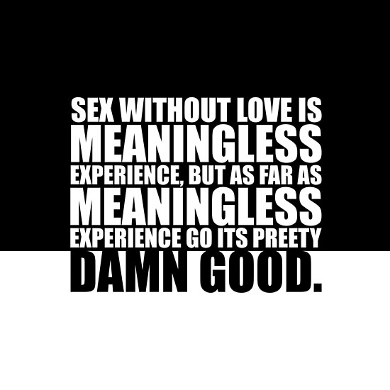 Sex Without Love Is Woody Allen Inspirational Quote Sq New Sq Quote