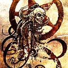 Destroy Skull-Octopus by Evan F.E. Lole