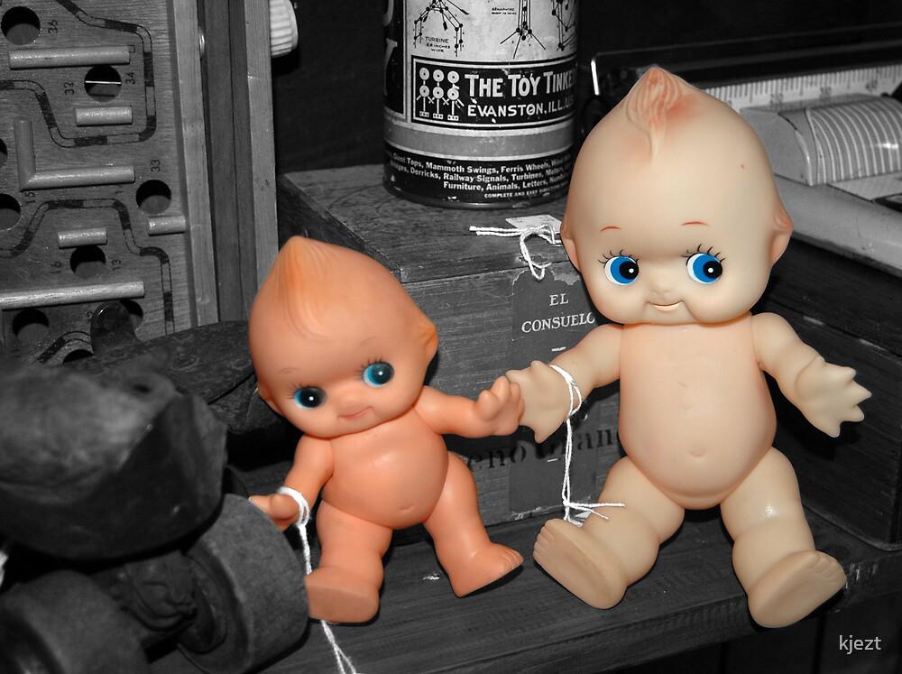 Kewpie Dolls by kjezt