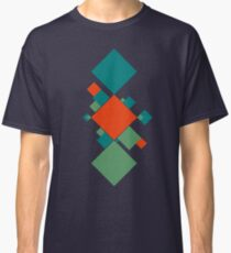 Abstract Squares Classic T-Shirt