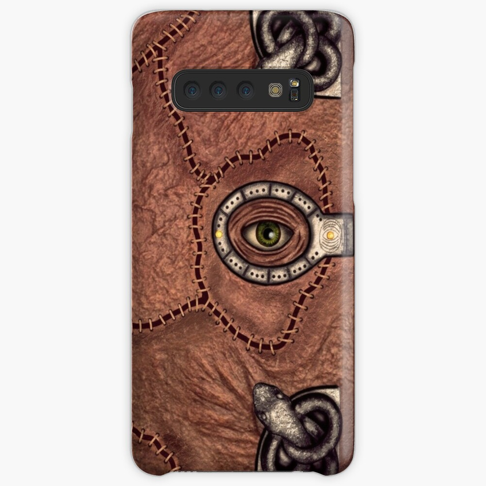 The spell book Case & Skin for Samsung Galaxy