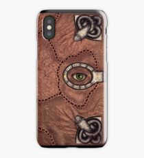 The spell book iPhone Case/Skin