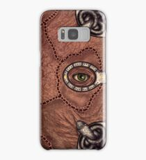The spell book Samsung Galaxy Case/Skin