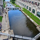 Rideau Canal - Ottawa by John Schneider
