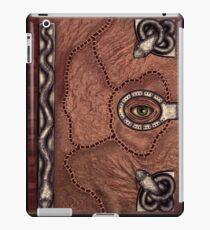 Vinilo o funda para iPad El libro de hechizos