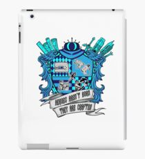 Cosplay - Coat of Arms iPad Case/Skin
