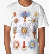 Siphonophorae - Art Forms of Nature Long T-Shirt
