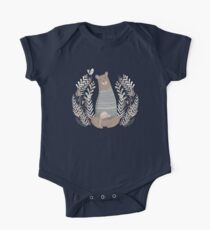 The Bird, the Bear and the Girl: Bear-y Tranquil  Kids Clothes