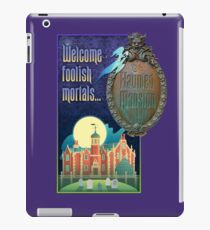 Foolish Mortals iPad Case/Skin