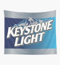 Keystone Light Wall Tapestry