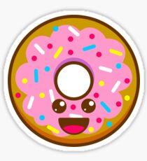 Happy Donut Emoji Sticker