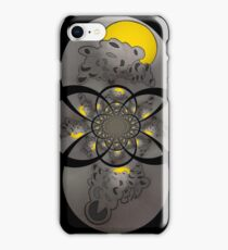 Sun fall iPhone Case/Skin