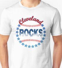 Cleveland Rocks Baseball!  T-Shirt