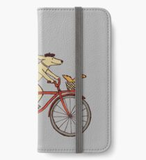 Dog & Squirrel are Friends iPhone Wallet/Case/Skin