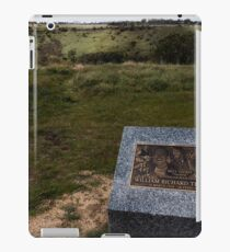 Billy Thorpe Memorial - Sunbury iPad Case/Skin