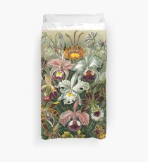 Orchidae - Art Forms of Nature Duvet Cover