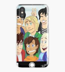 Ninjago Crew iPhone Case/Skin