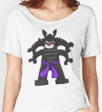 The Evil Lord Garmadon!! Women's Relaxed Fit T-Shirt