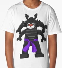 The Evil Lord Garmadon!! Long T-Shirt