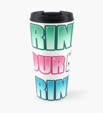 Taza de viaje Bebe tu bebida